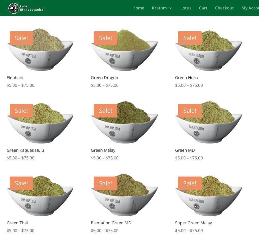 kratom powder for sale