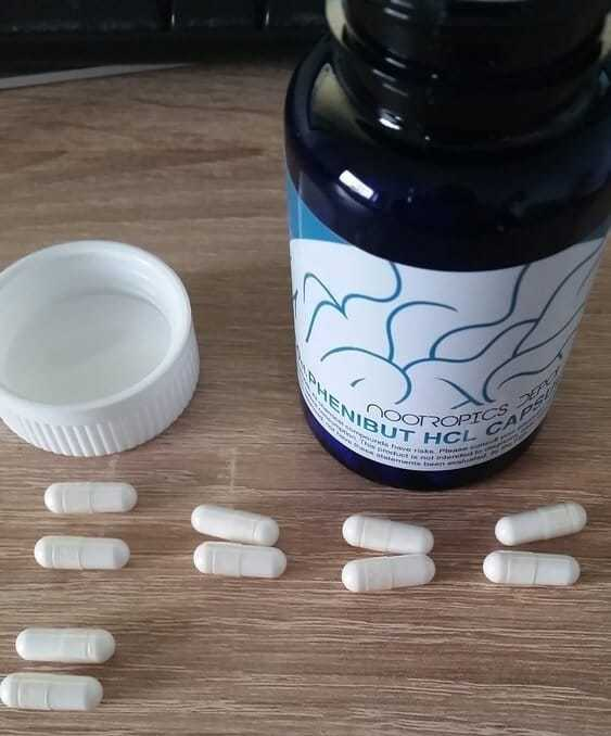 8 Phenibut Benefits: Wipe out Anxiety & Revive a New Life