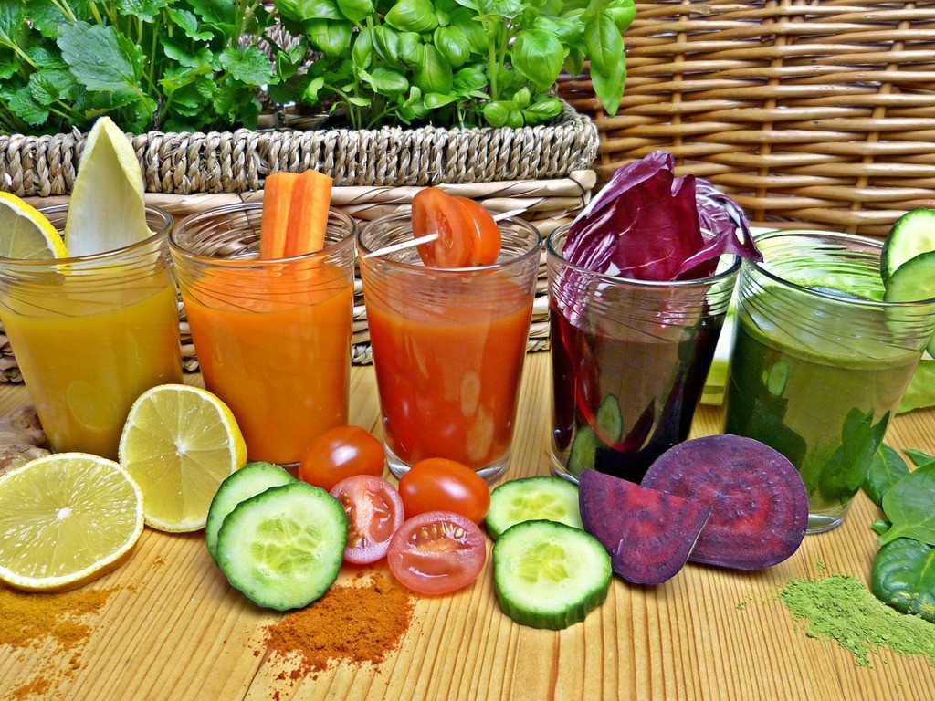 juice vegetables