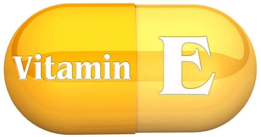 vitamin e acne
