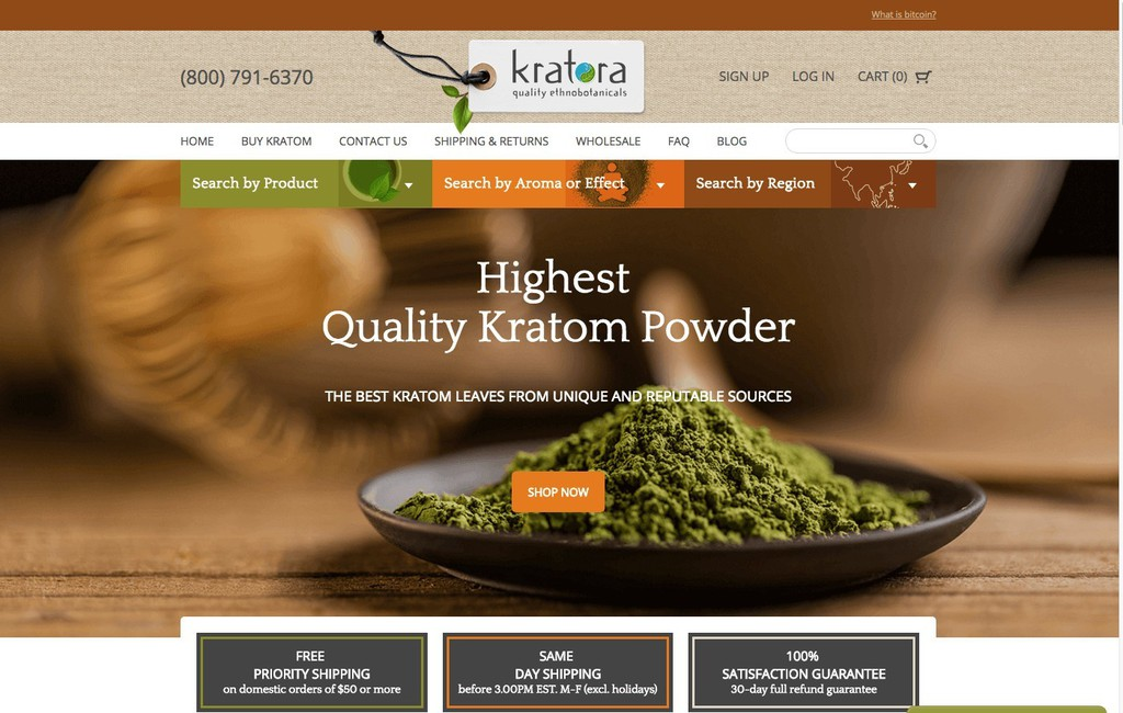 buying kratom